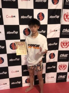 2020年12月20日(日)Stand up アマチュア in TOKYO vol.2 -sponsored by ONE Championship STAND