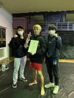 2021年3月14日(日) K-1アマチュア大会優勝
